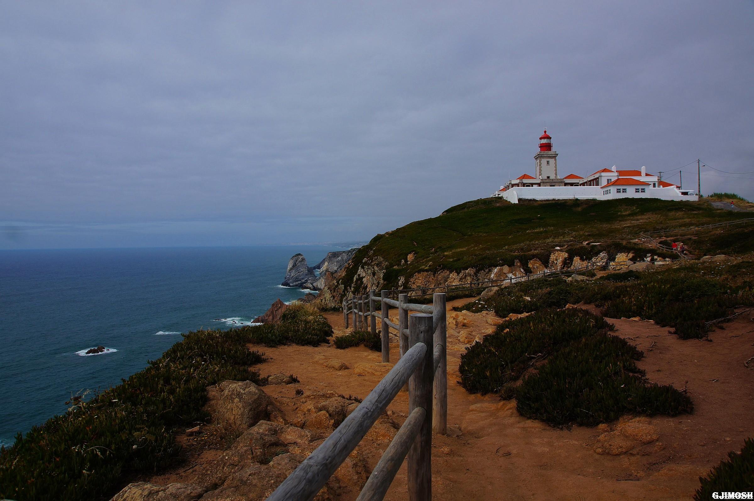 Cabo da Roca - Portugal - 2011...