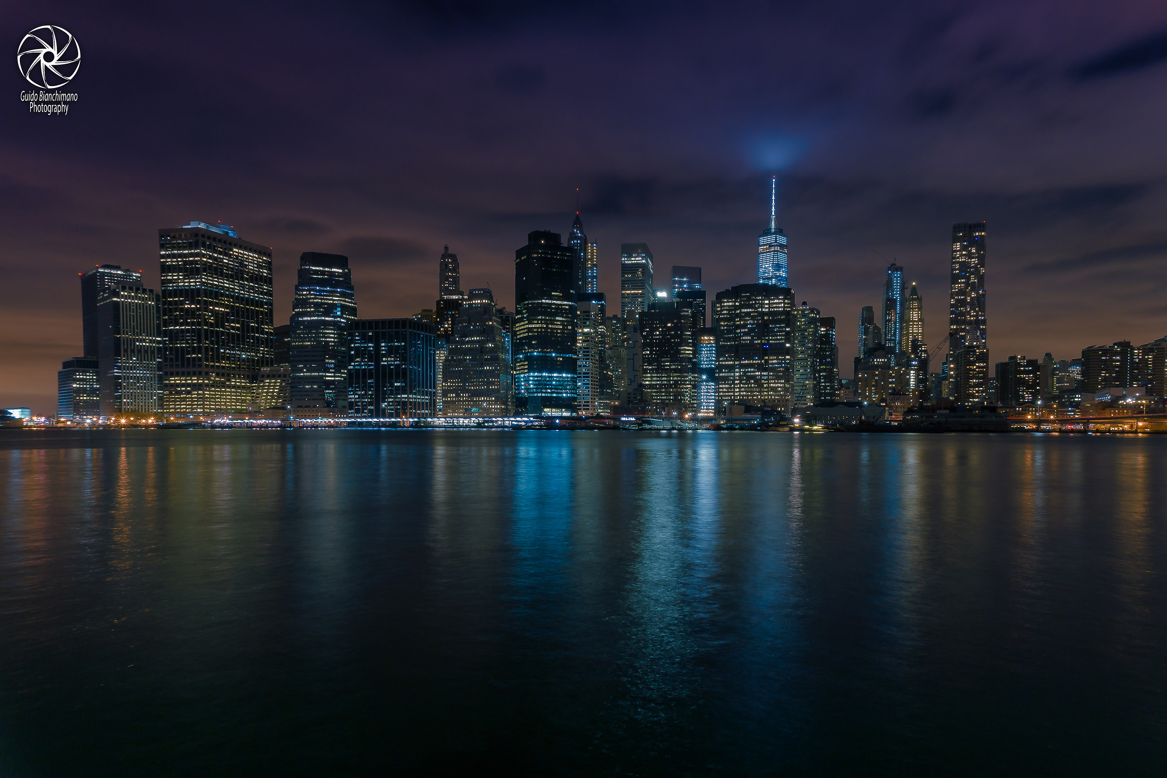 Manhattan Skyline - New York City...