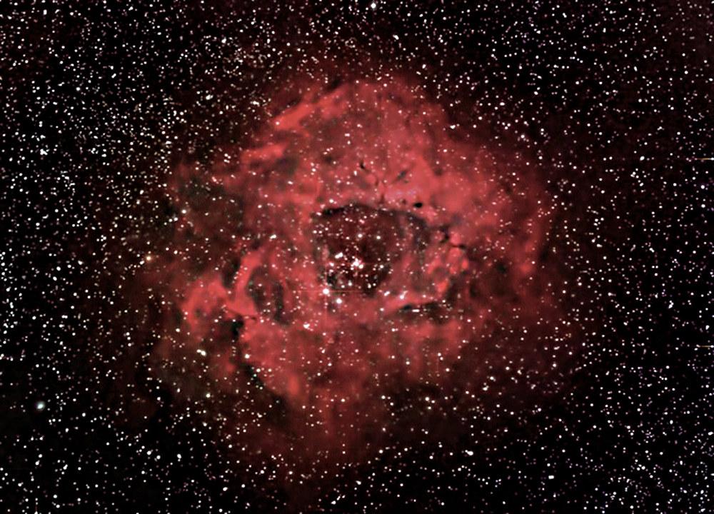 Caldwell 49 The Rosetta Nebula...