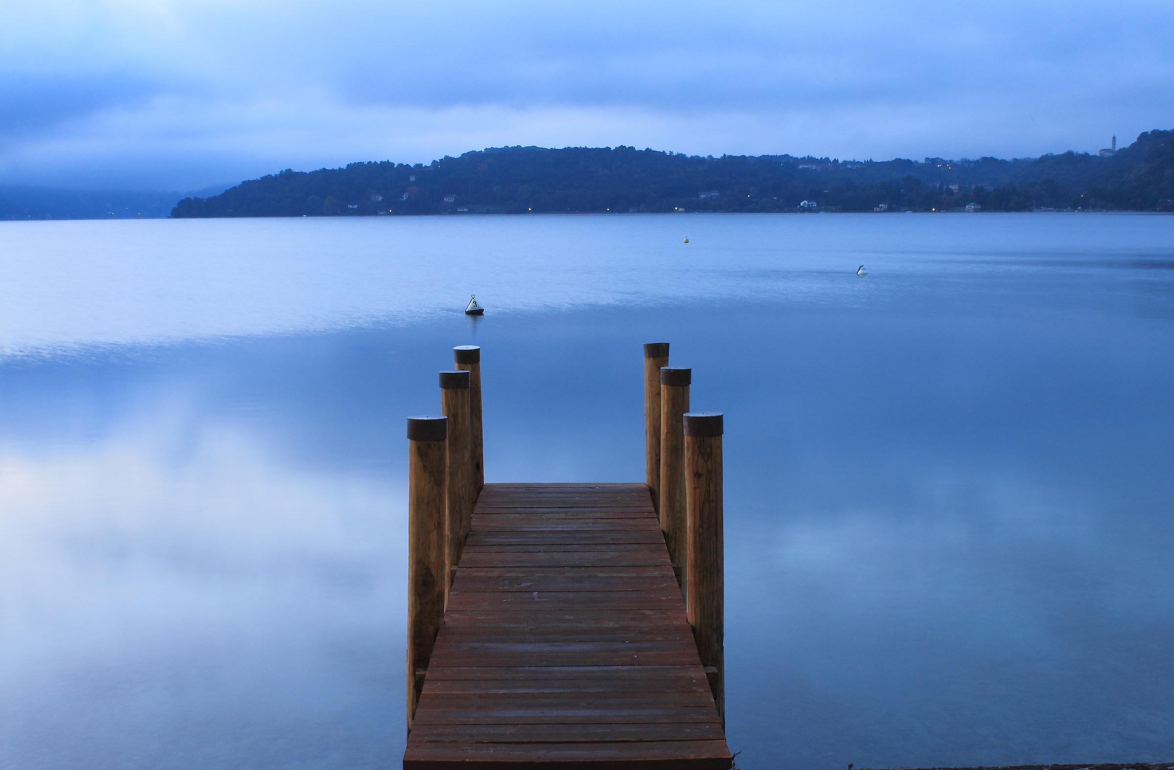 Lake Orta...