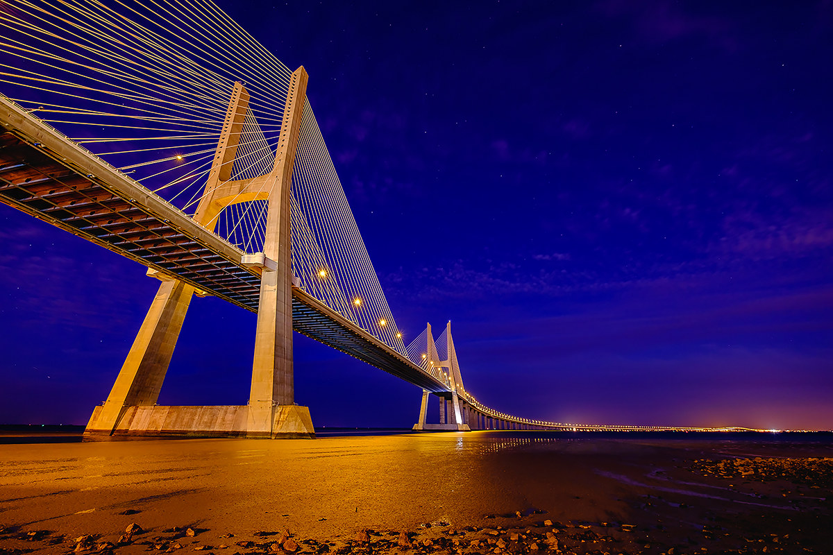 Ponte Vasco de Gama...