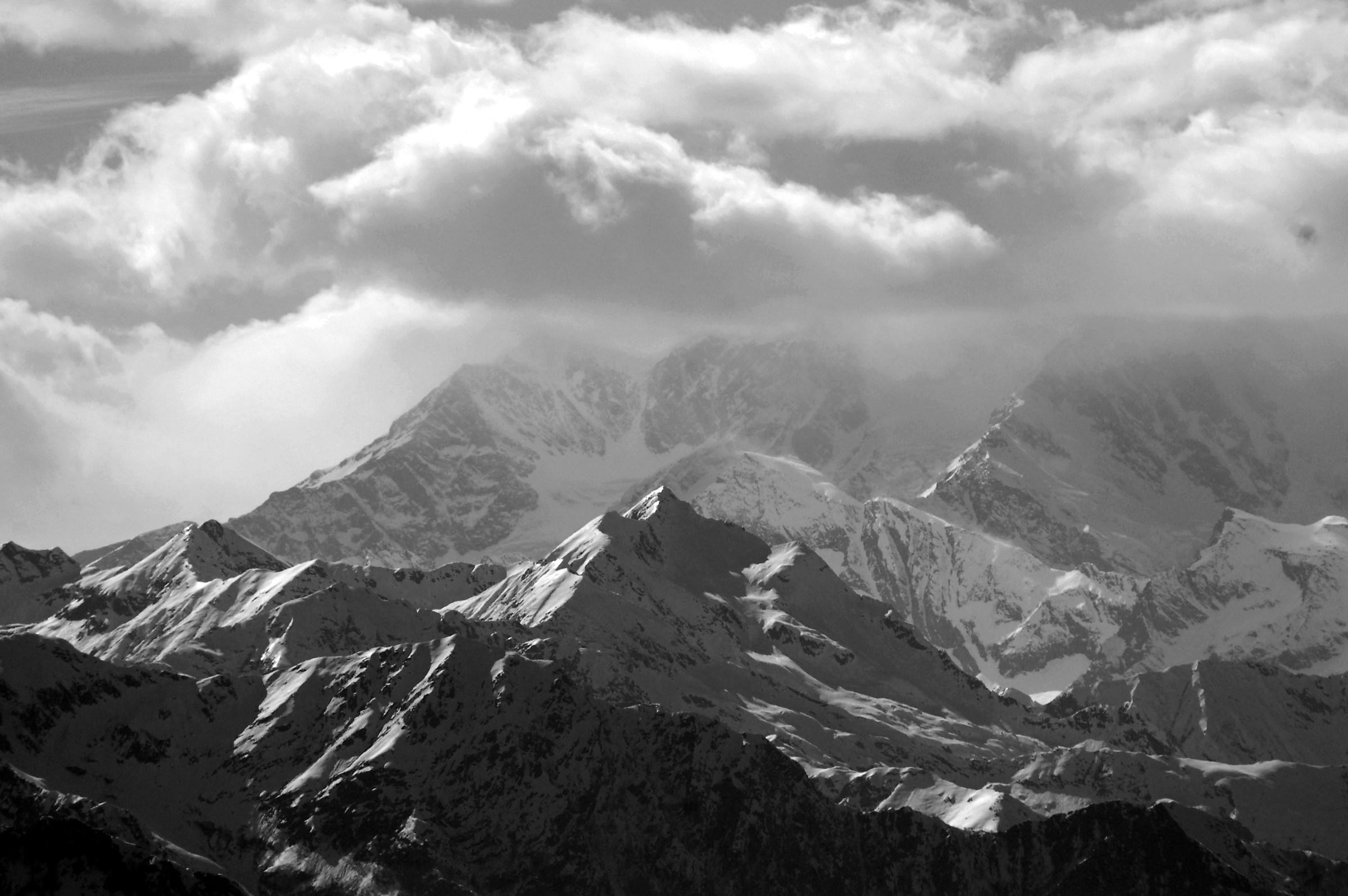 Monte Rosa...