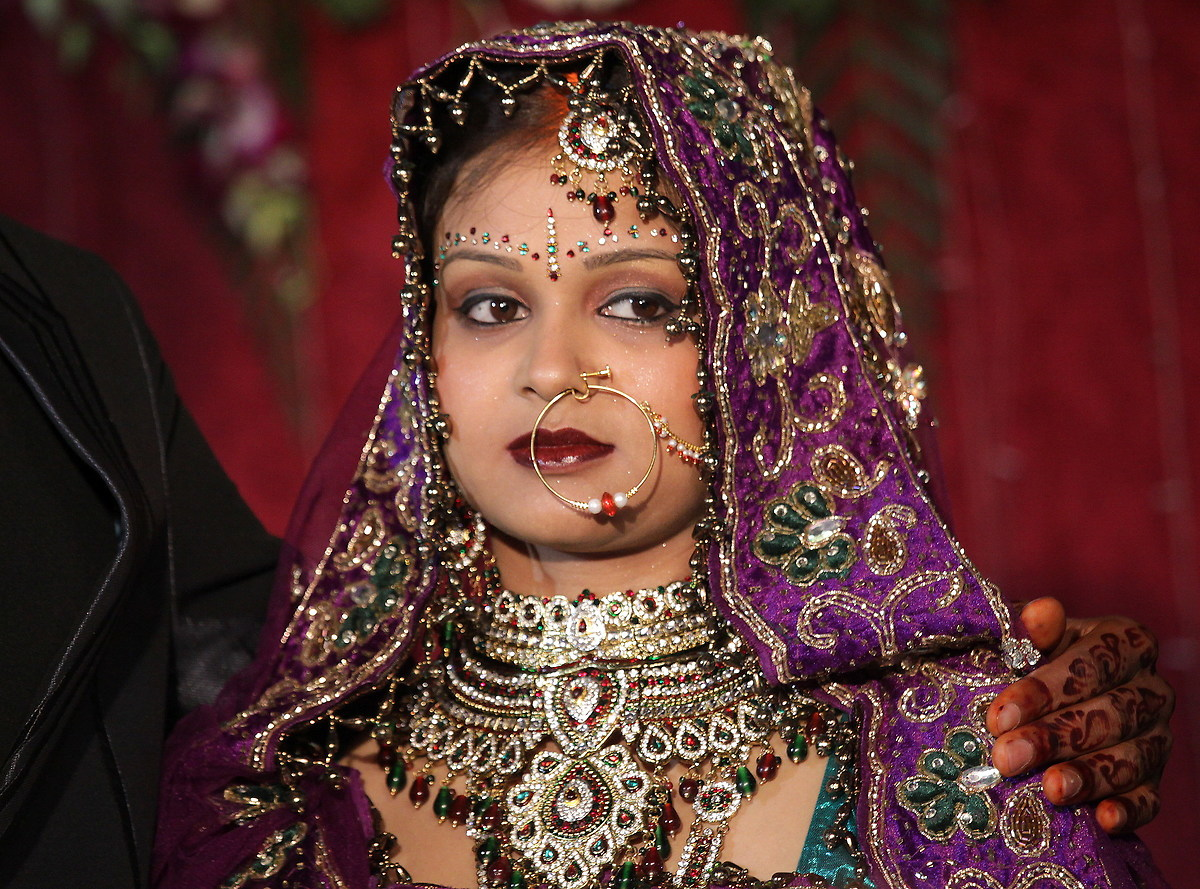 Marriage India...