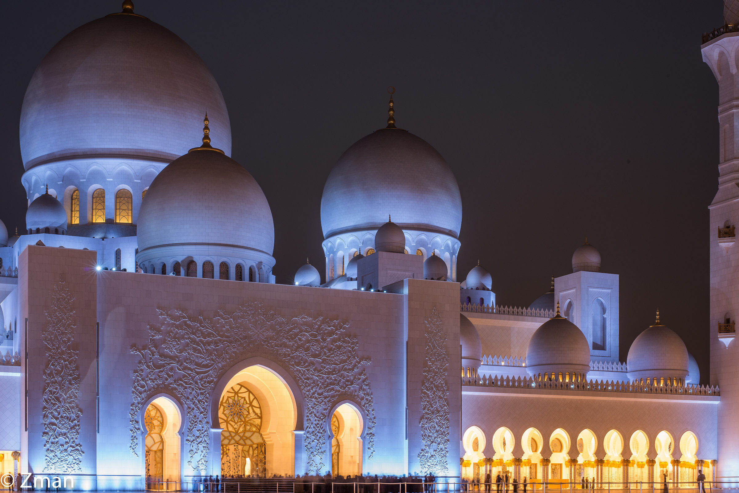 Shk. Zayed Mosque...