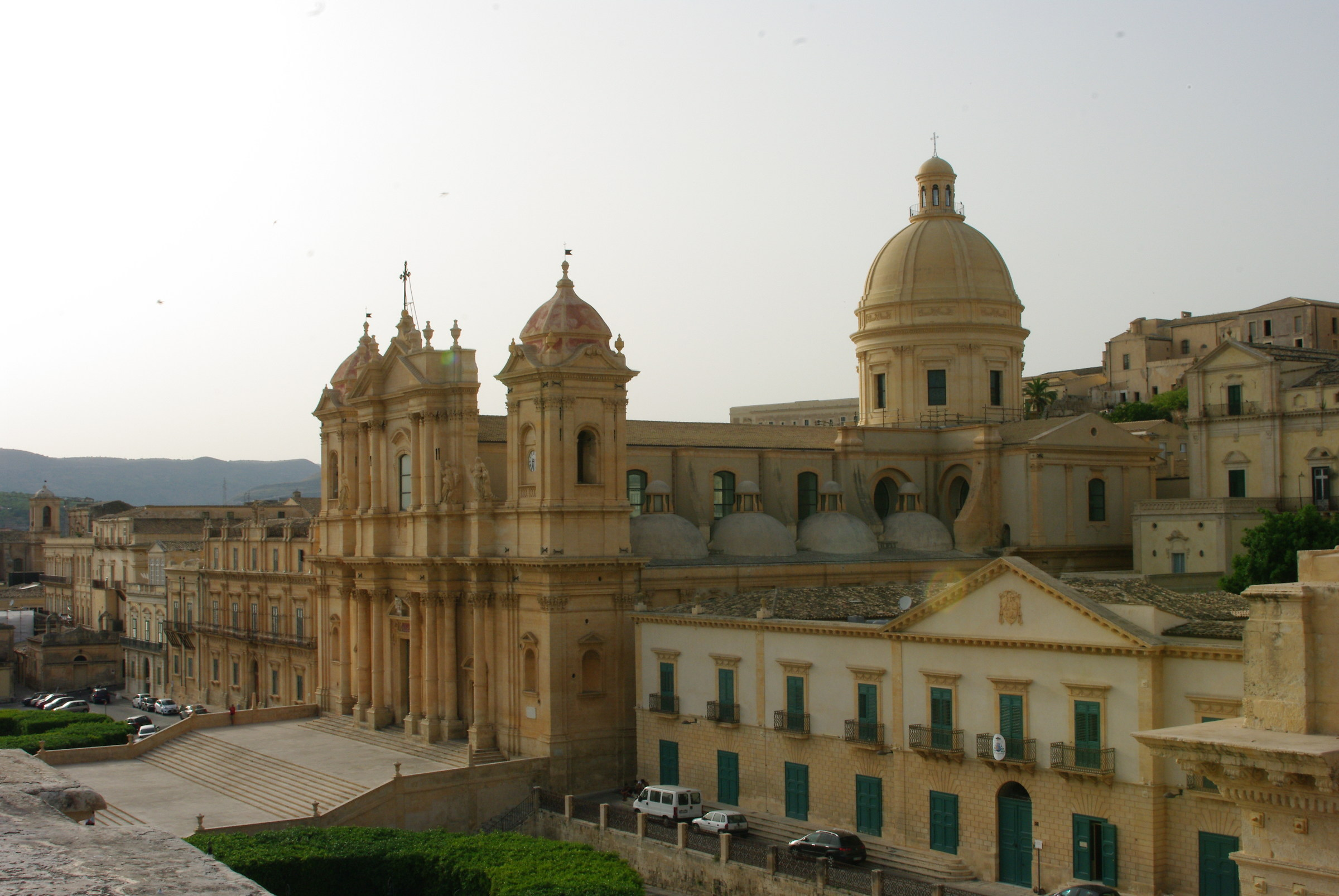 Syracuse, The Cathedral of Noto...