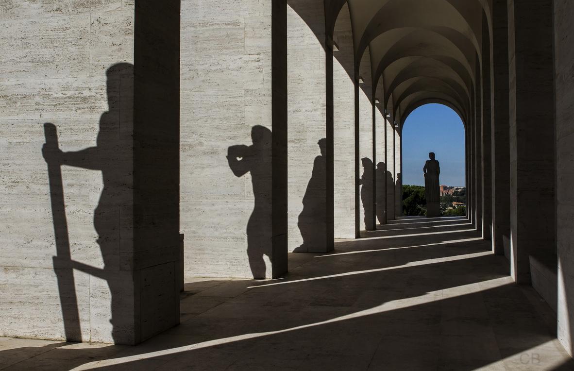 Palace of Italian Civilization...