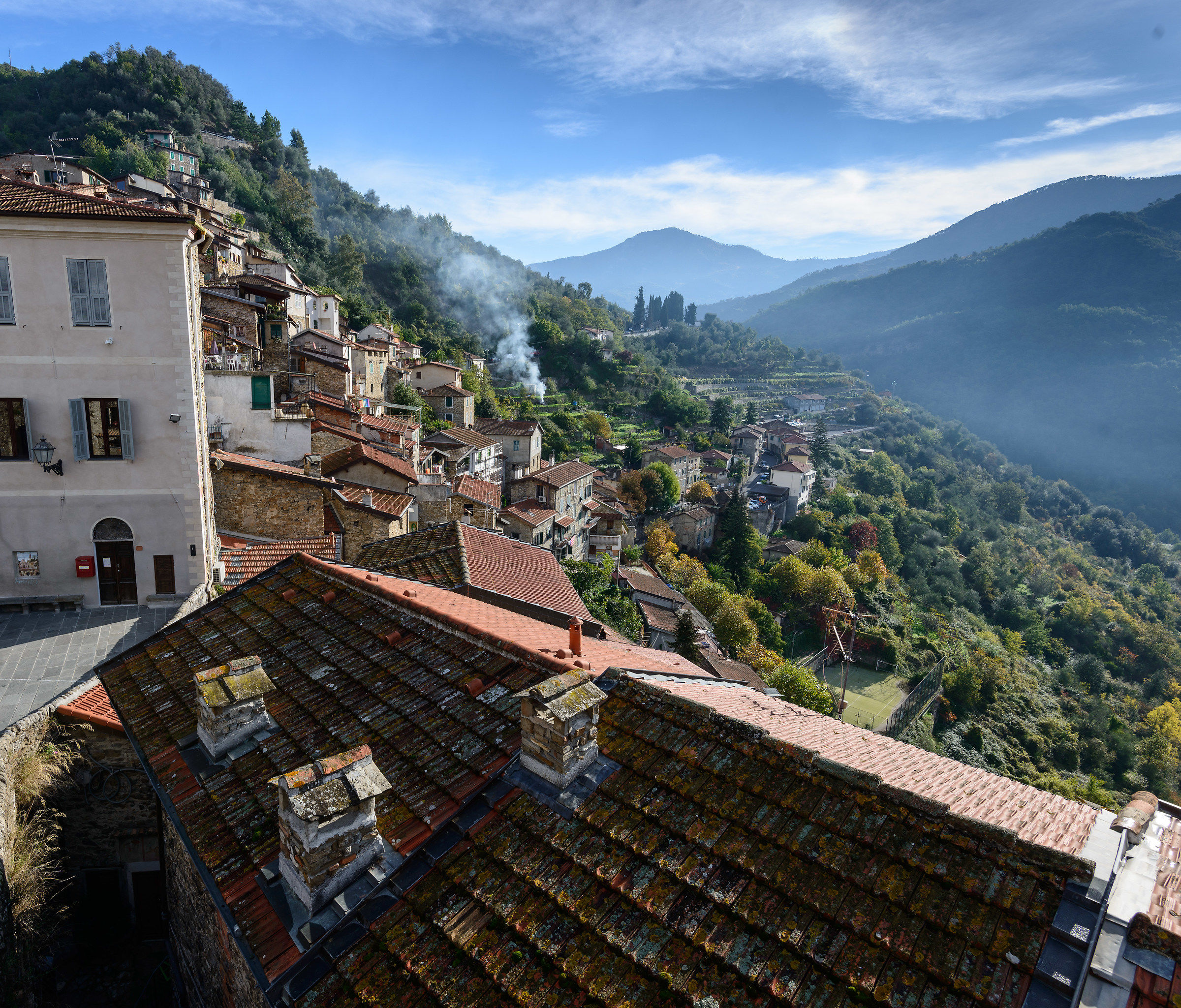 Apricale...
