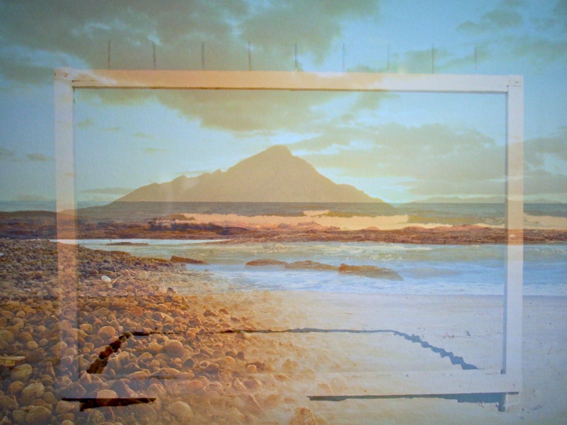 Chiaramonte framed Ghirri n. 3...