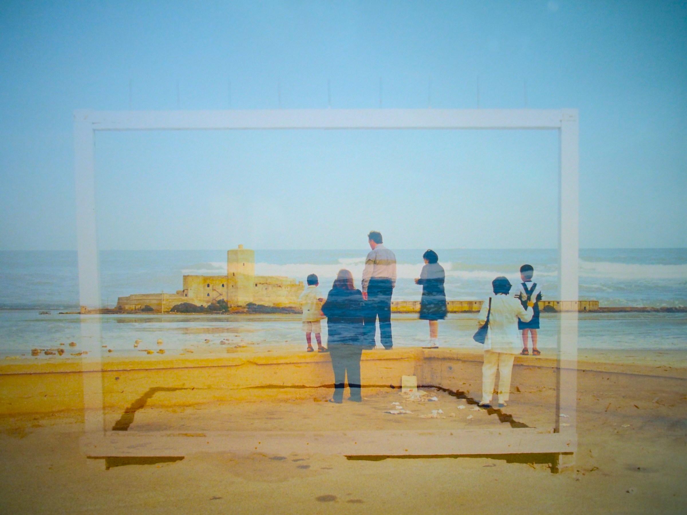Chiaramonte framed Ghirri n. 1...