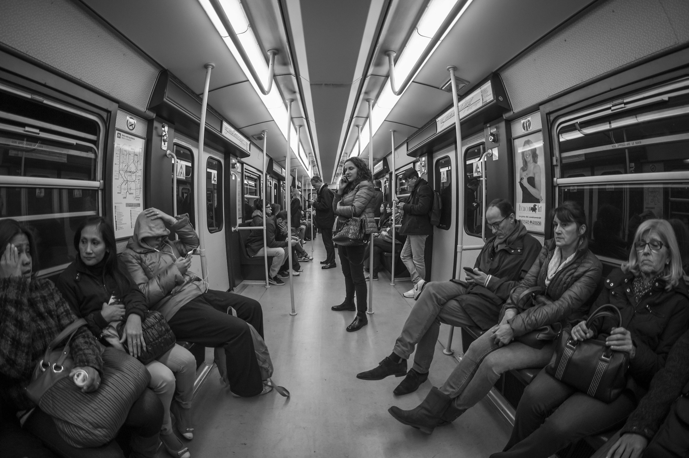 Metropolitana  Milanese - Linea 2...