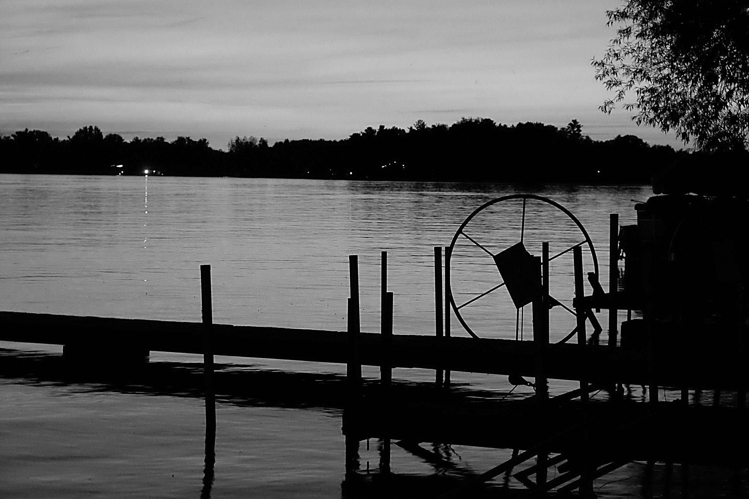 Notte Dock...