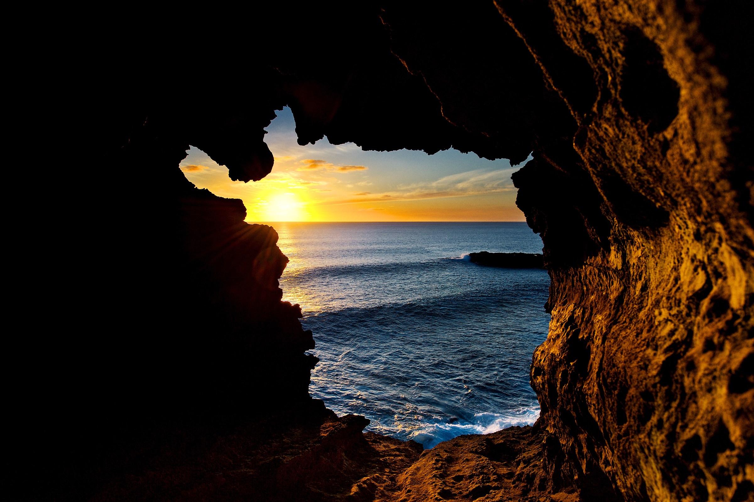 Ana Kakenga Cave...