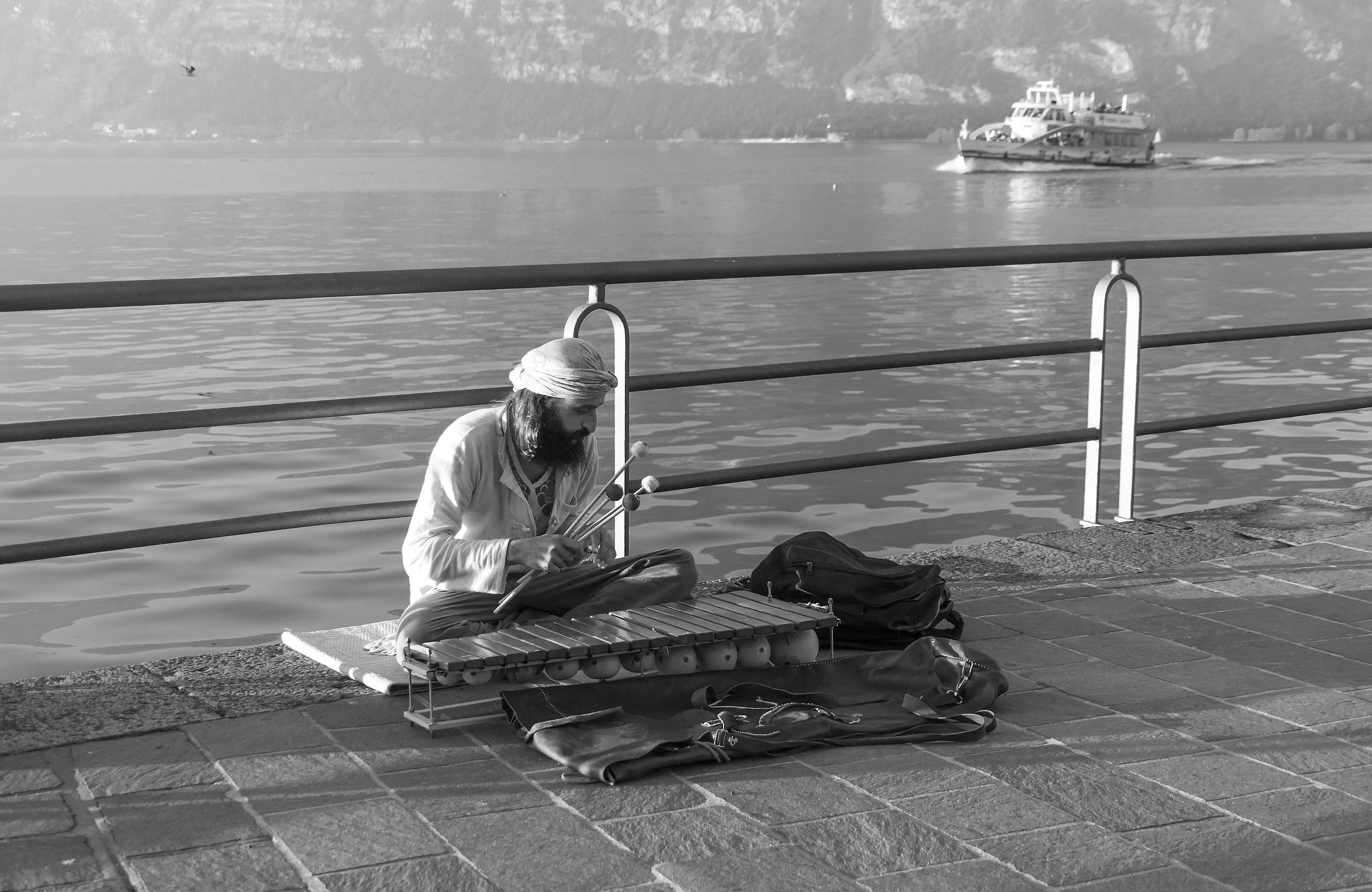 Indian sound...