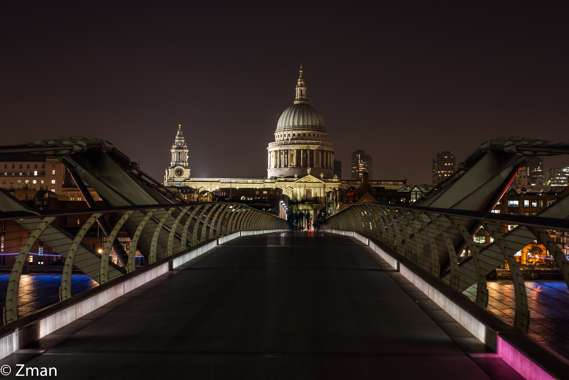 St. Paul's Cathedral...