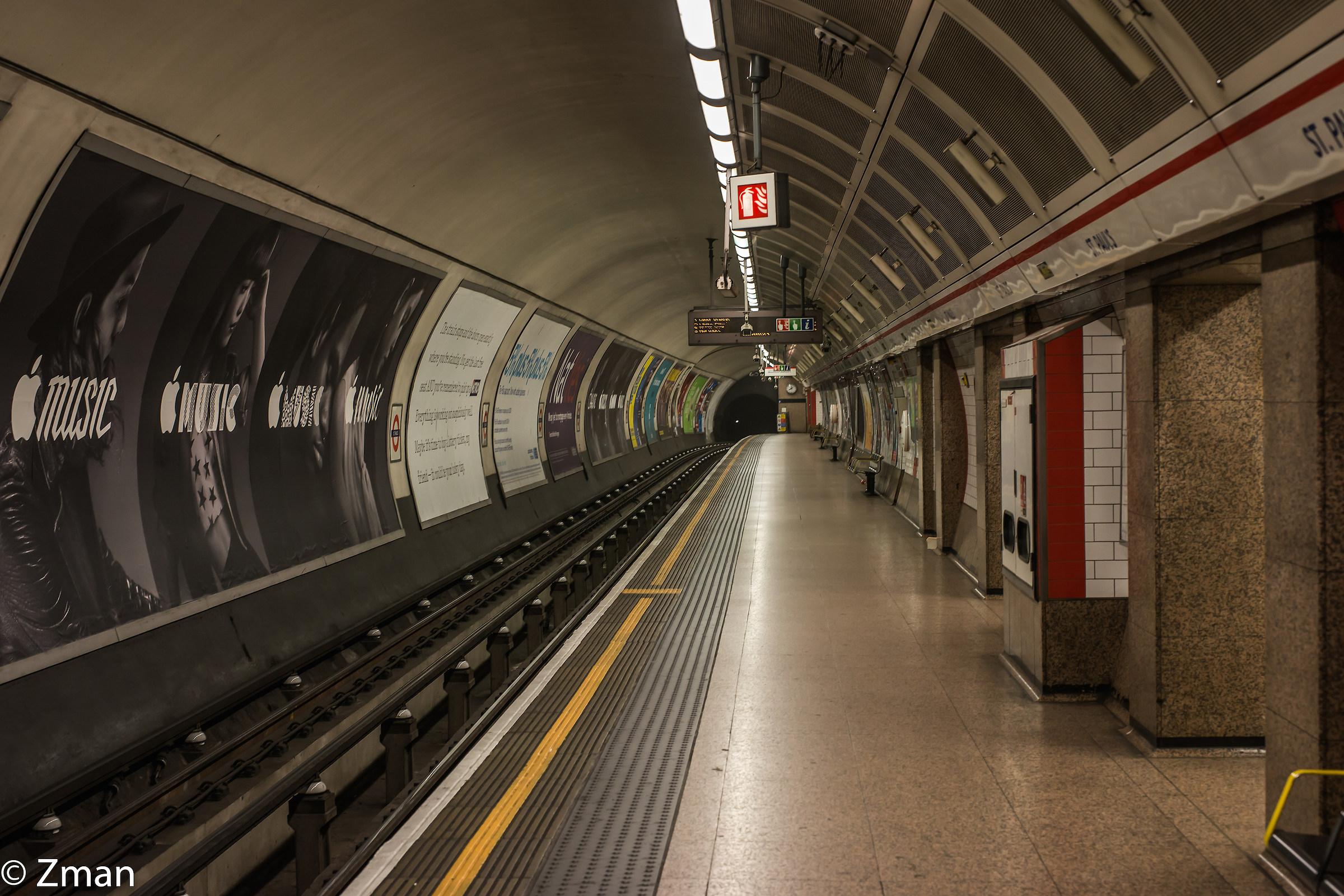 Tube Platform...