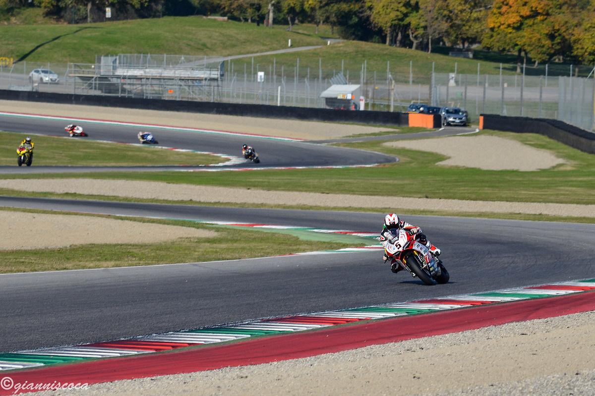 Dario Marchetti - 200 Miles Mugello...