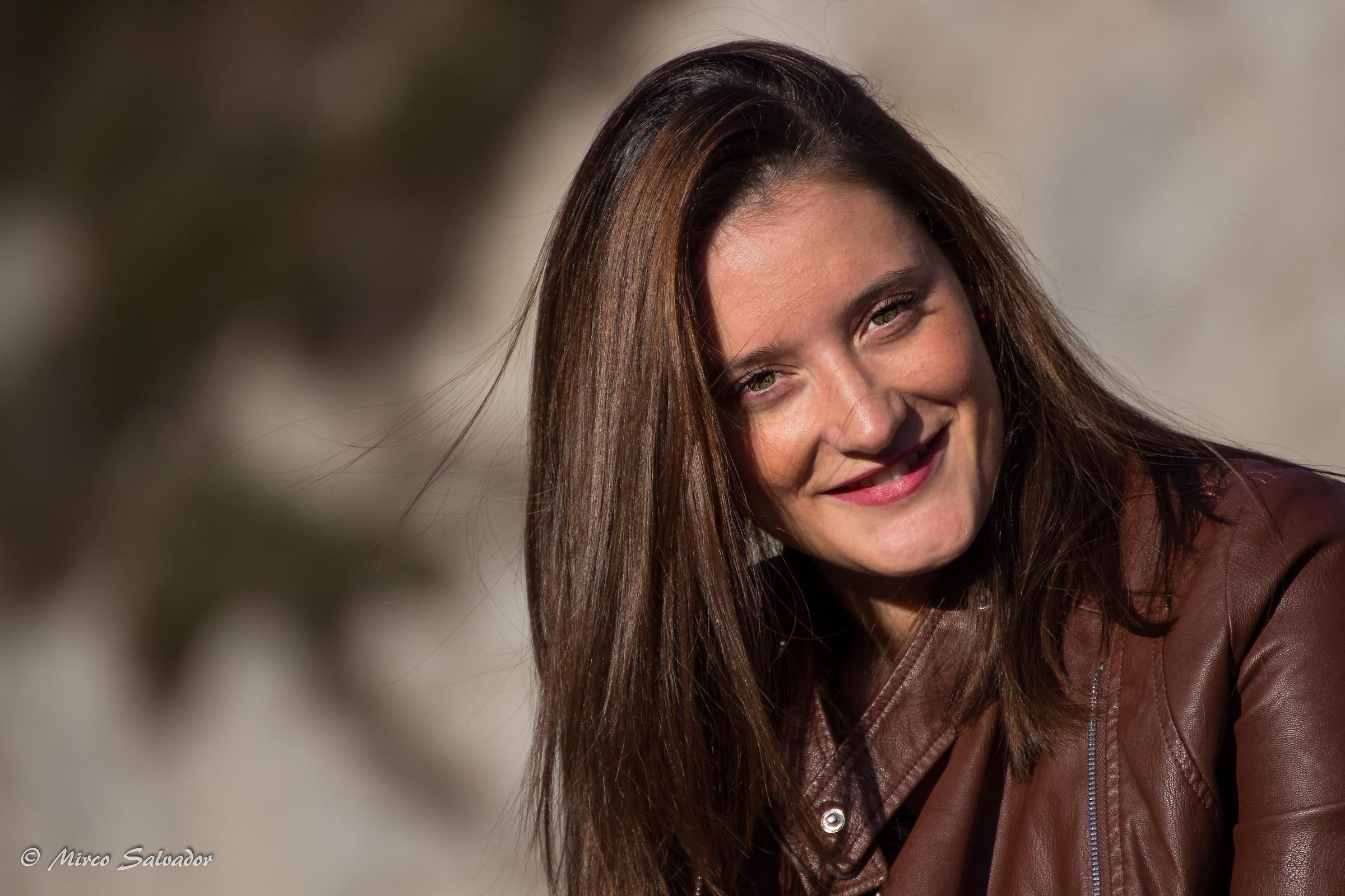 Giorgia in the mountains 2...