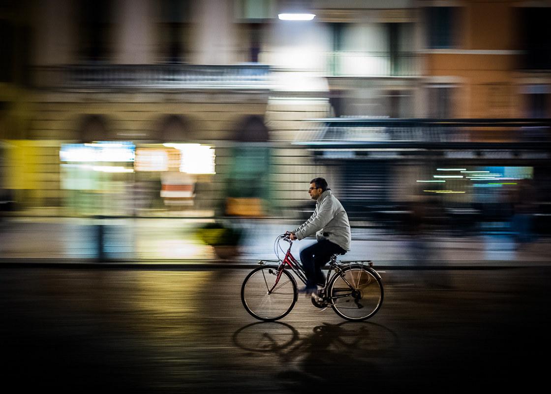 Verona in bici...
