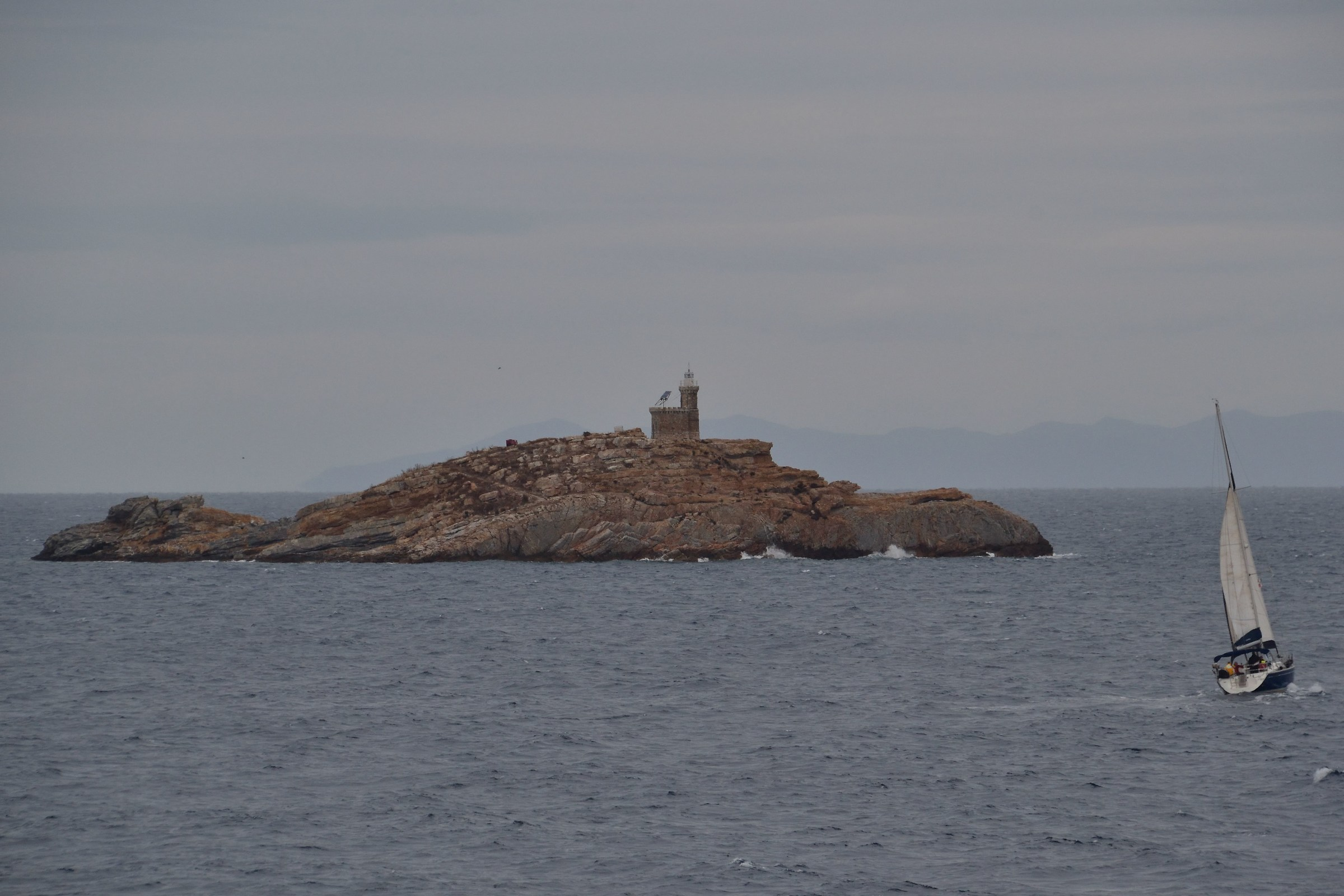 lighthouse of scoglietto...