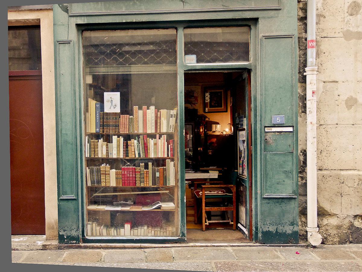 Jewish shop paris...