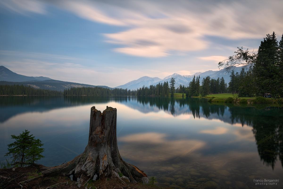 Lac Beauvert...