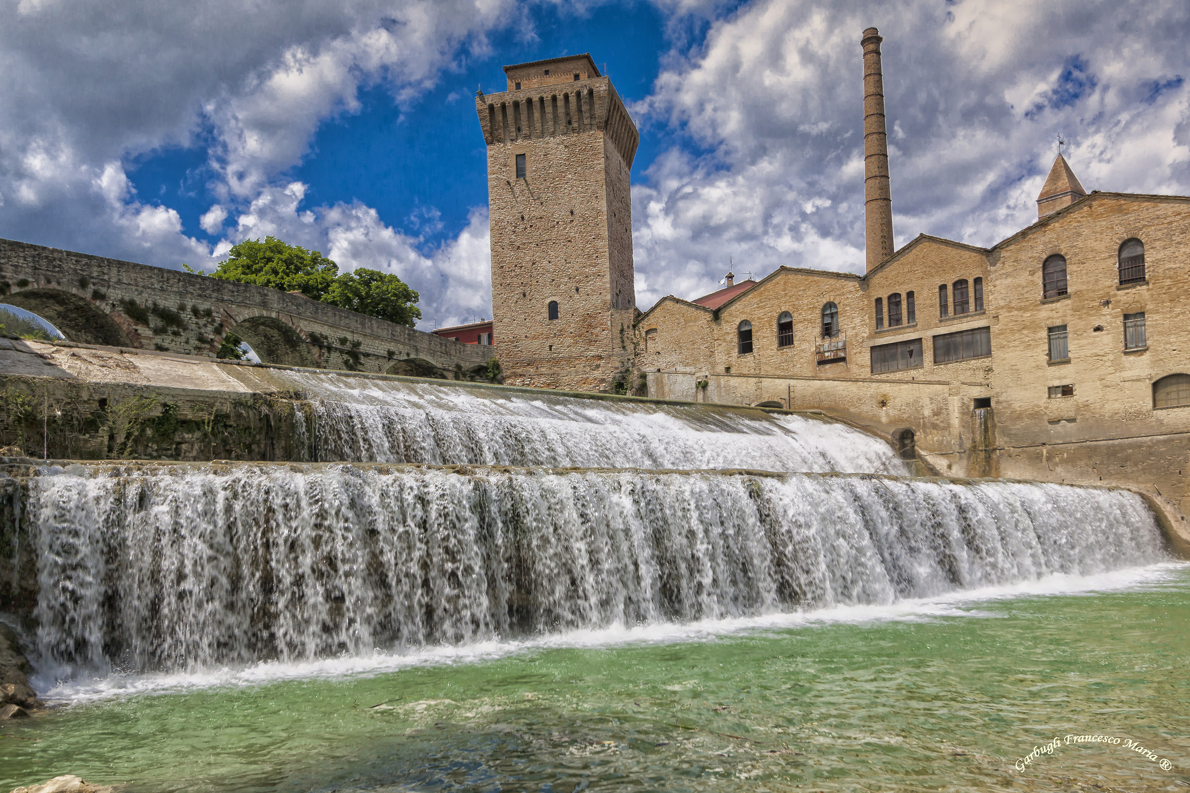 Waterfalls Fermignano...
