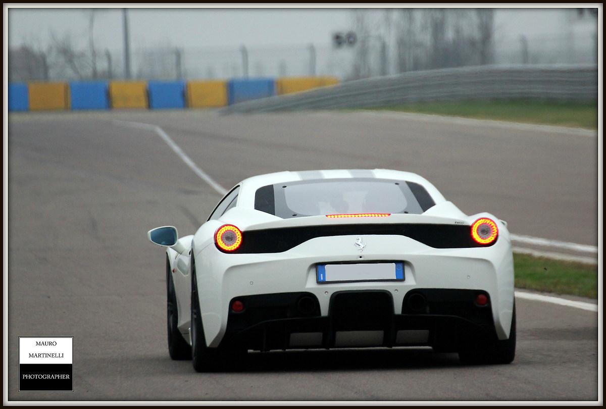 Ferrari Racing Day...