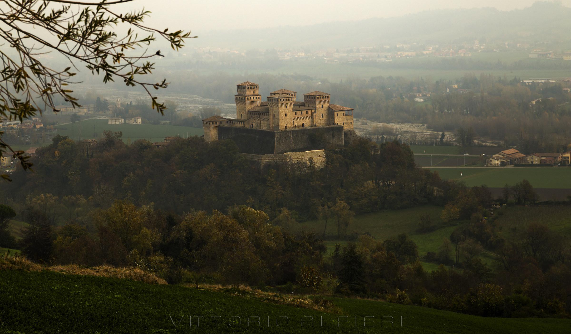 Torrechiara Castle, Parma...
