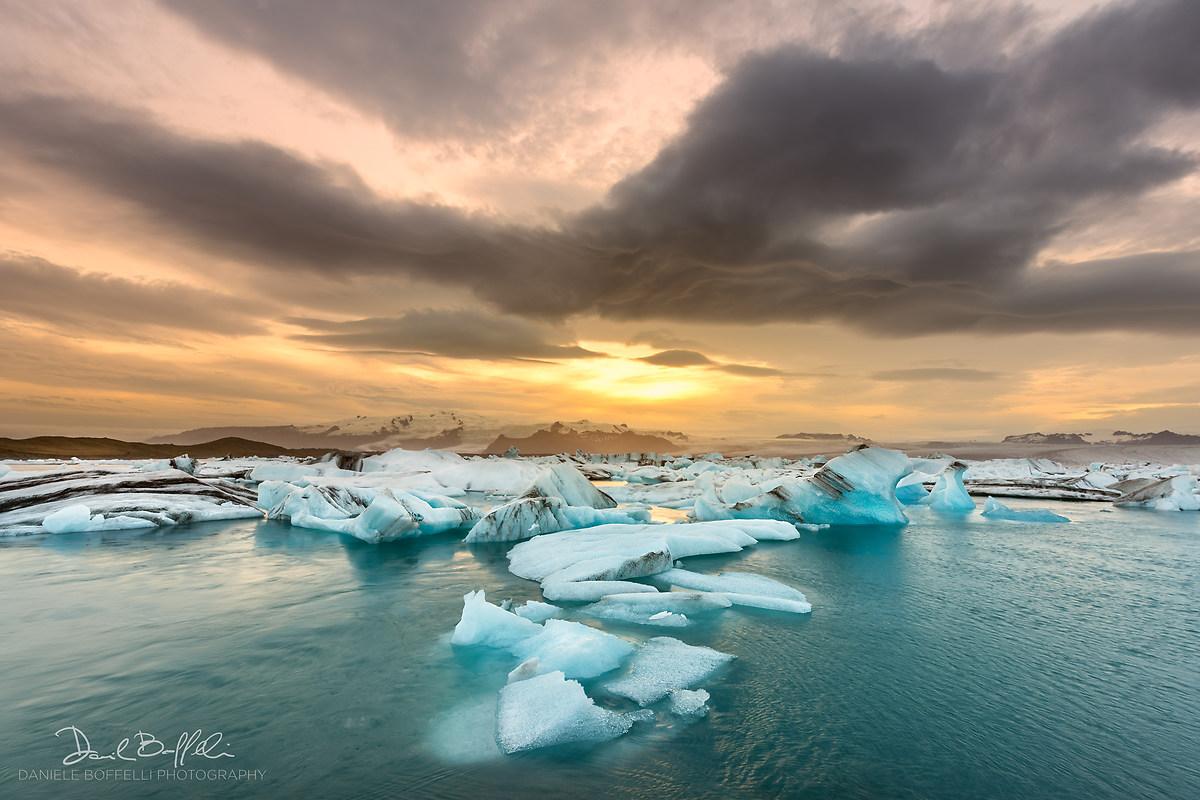 Warm Ice...