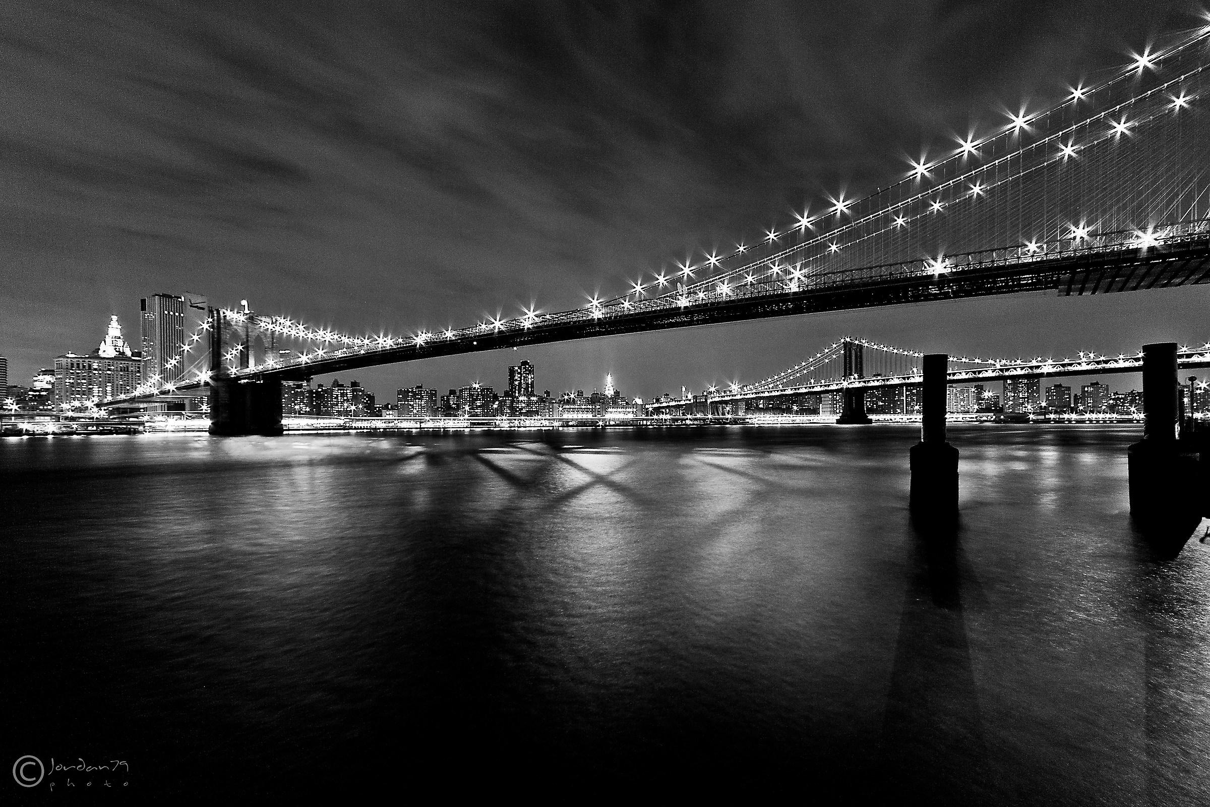 Manhattan BW...