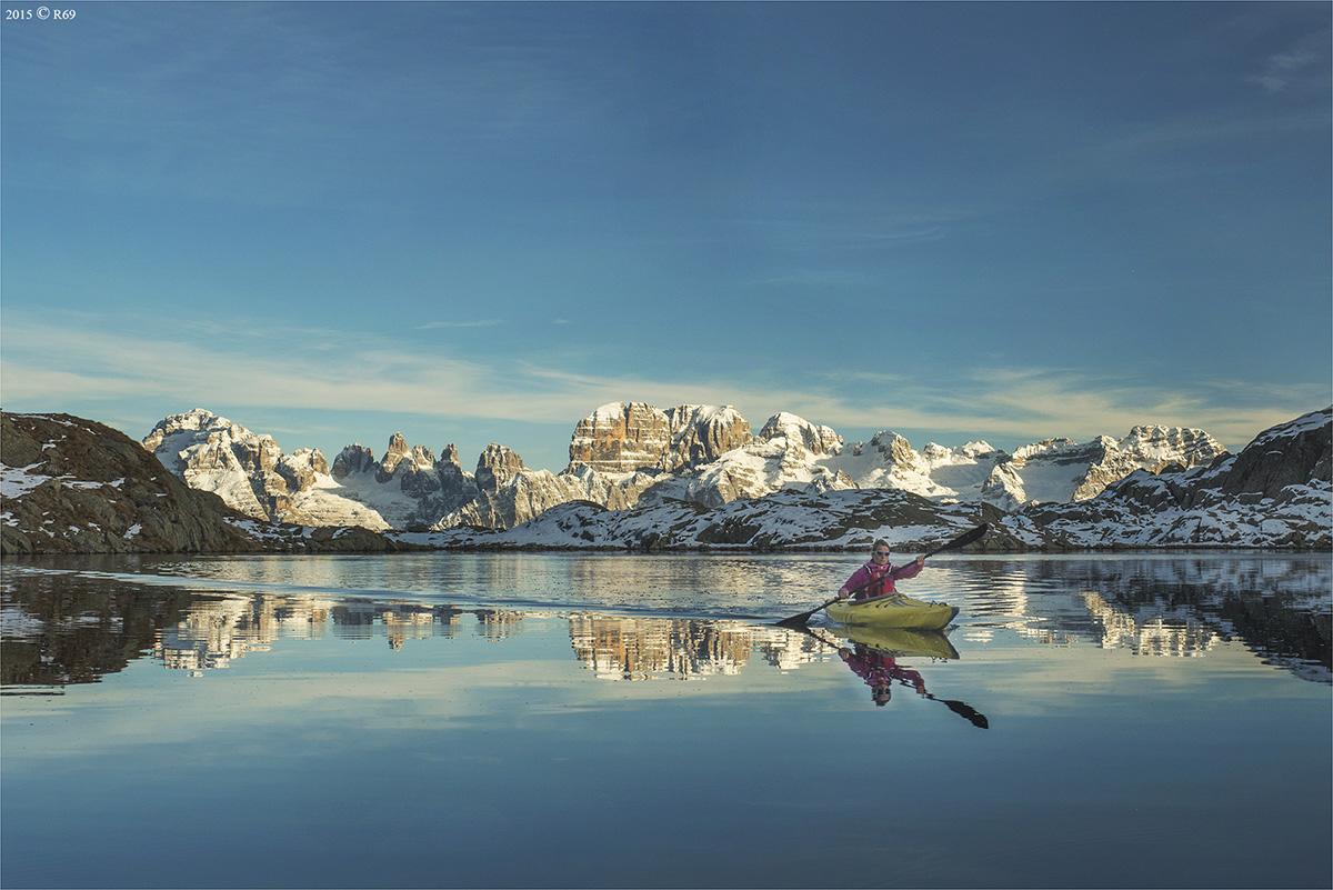 Wild Kayaking...
