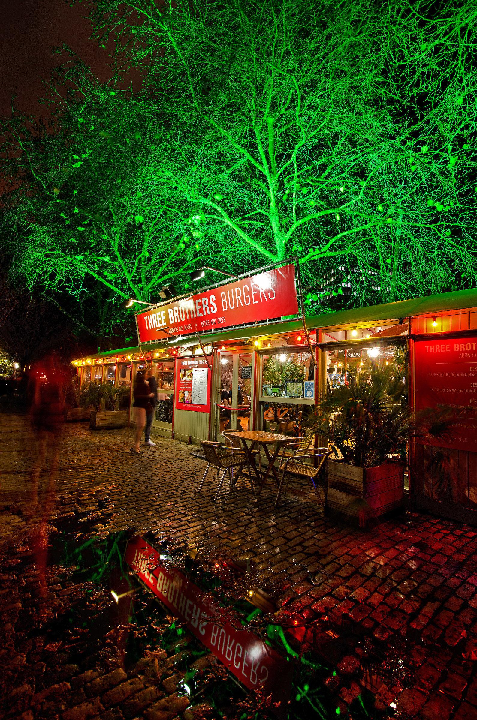 Friday Night Burgers......