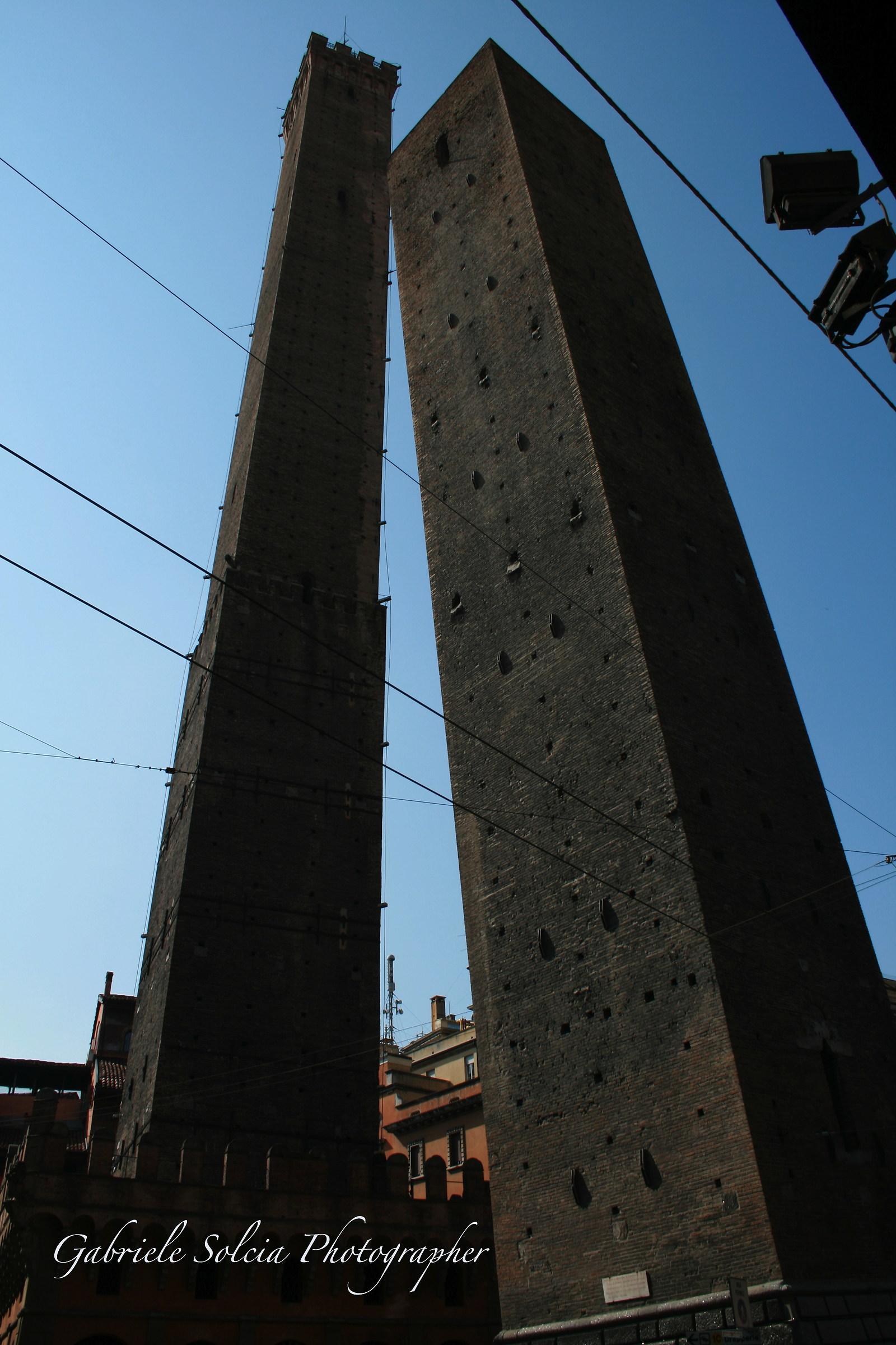 Bologna - Le due Torri...