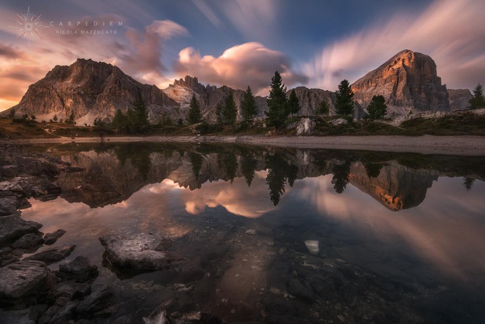 Timeless lake...