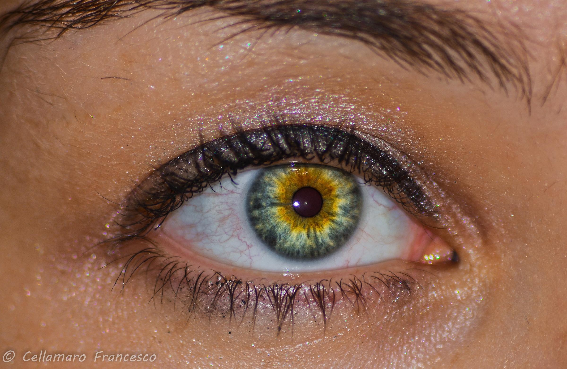 magic eye...