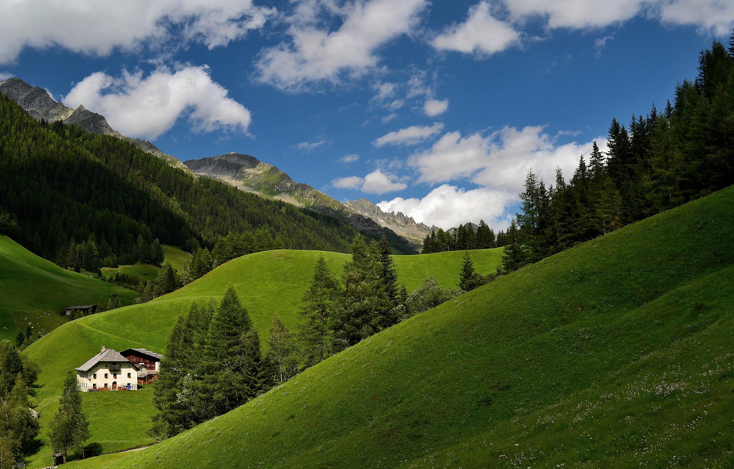 Casere Valley aurina...