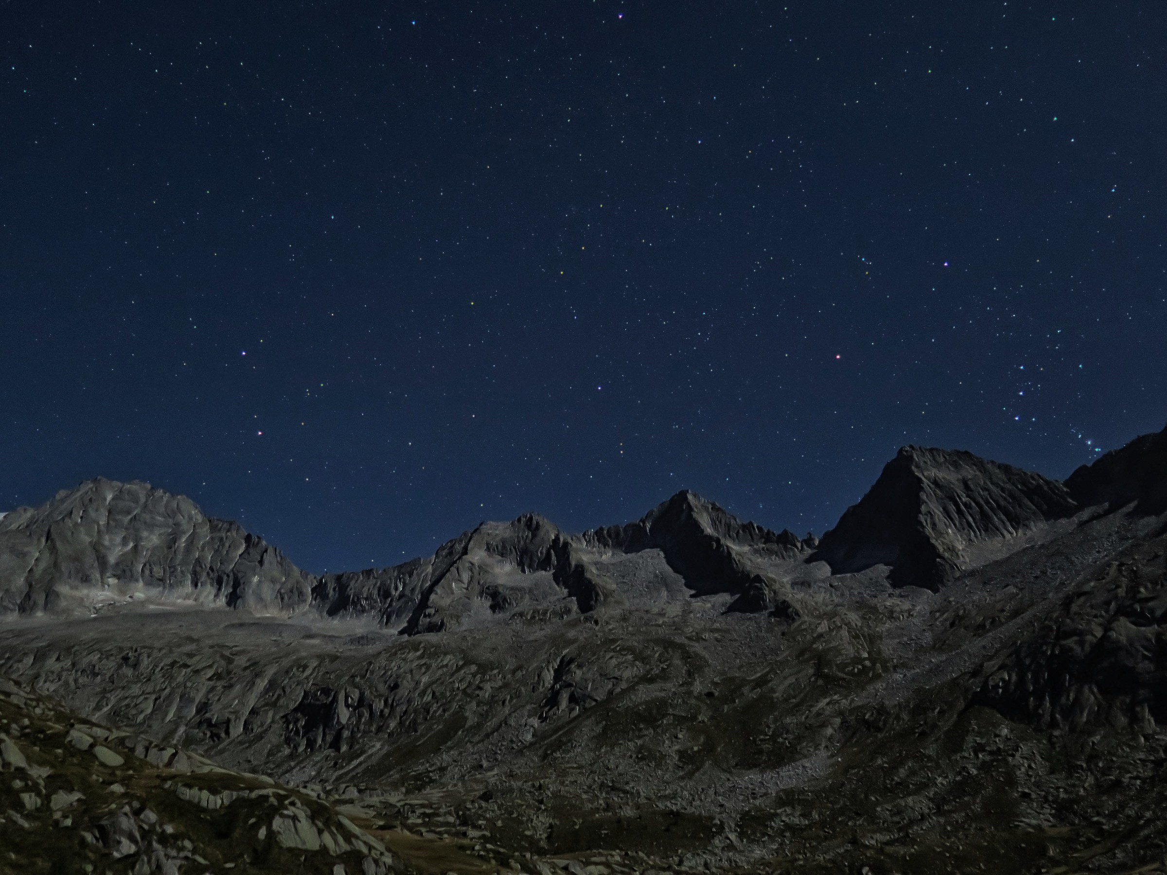 Starry at Gnutti...