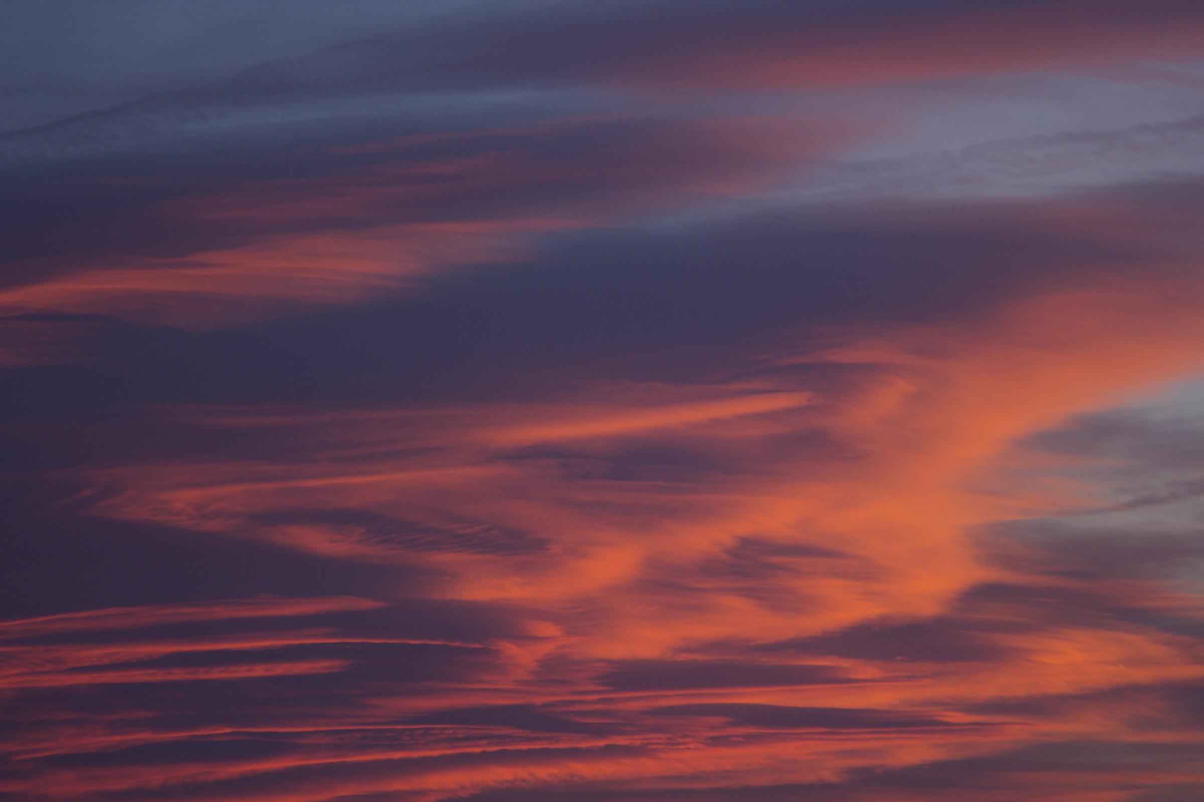 Dunes in the sky...