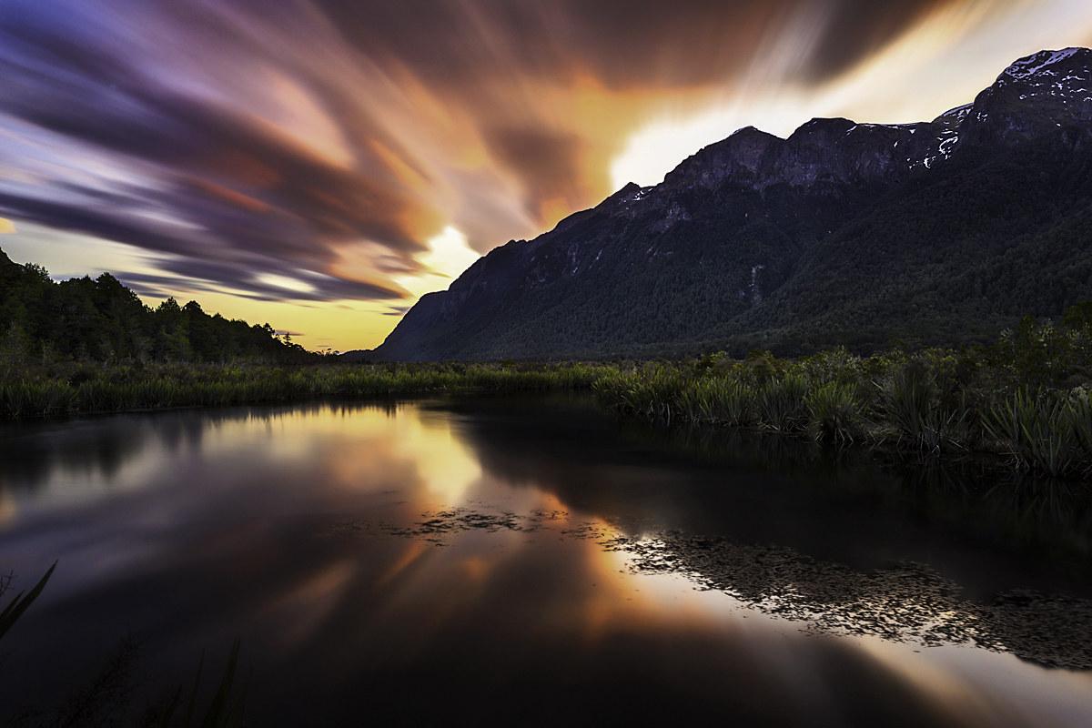 Mirror Lake...
