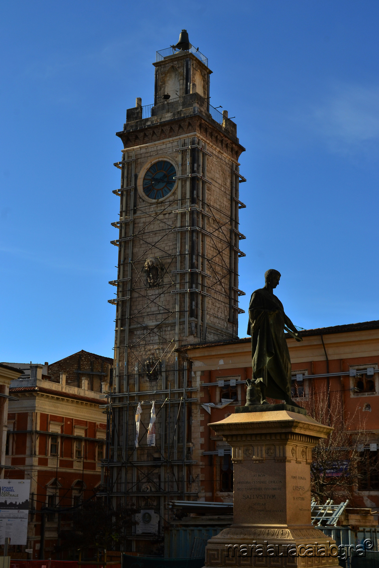 Palace Square...