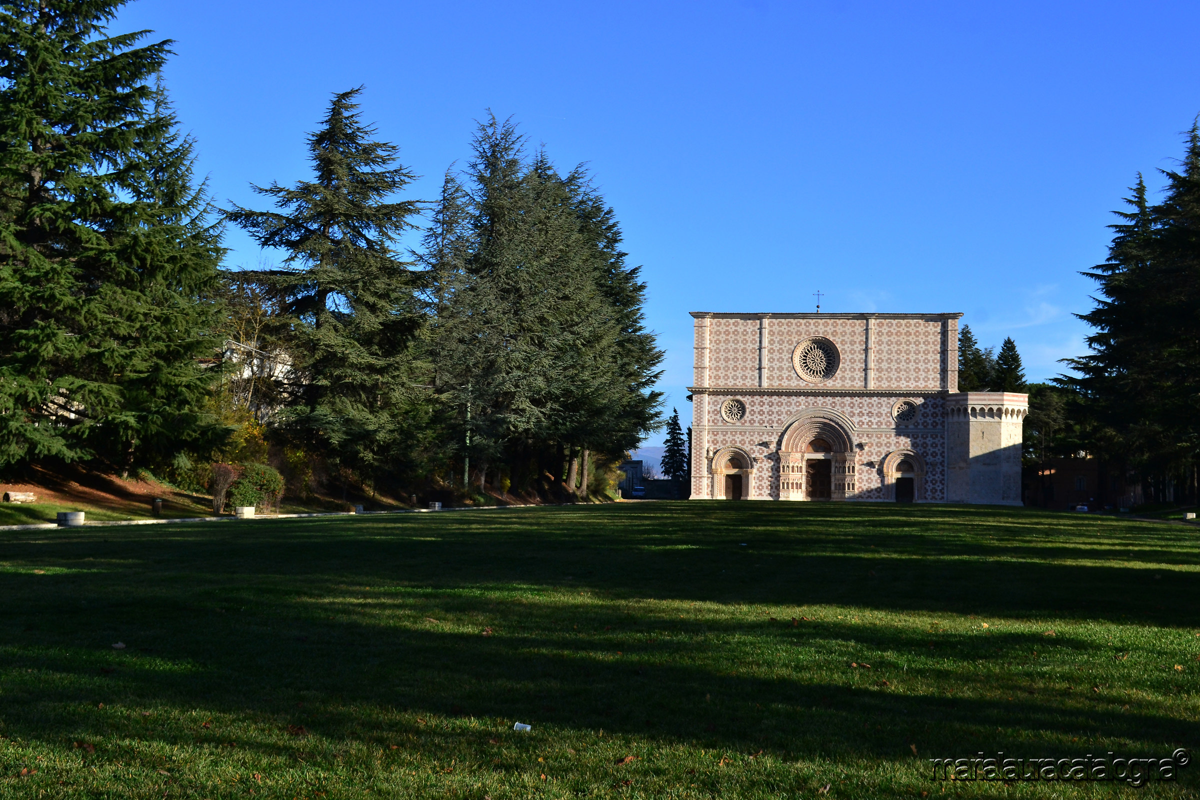 Santa Maria di Collemaggio...