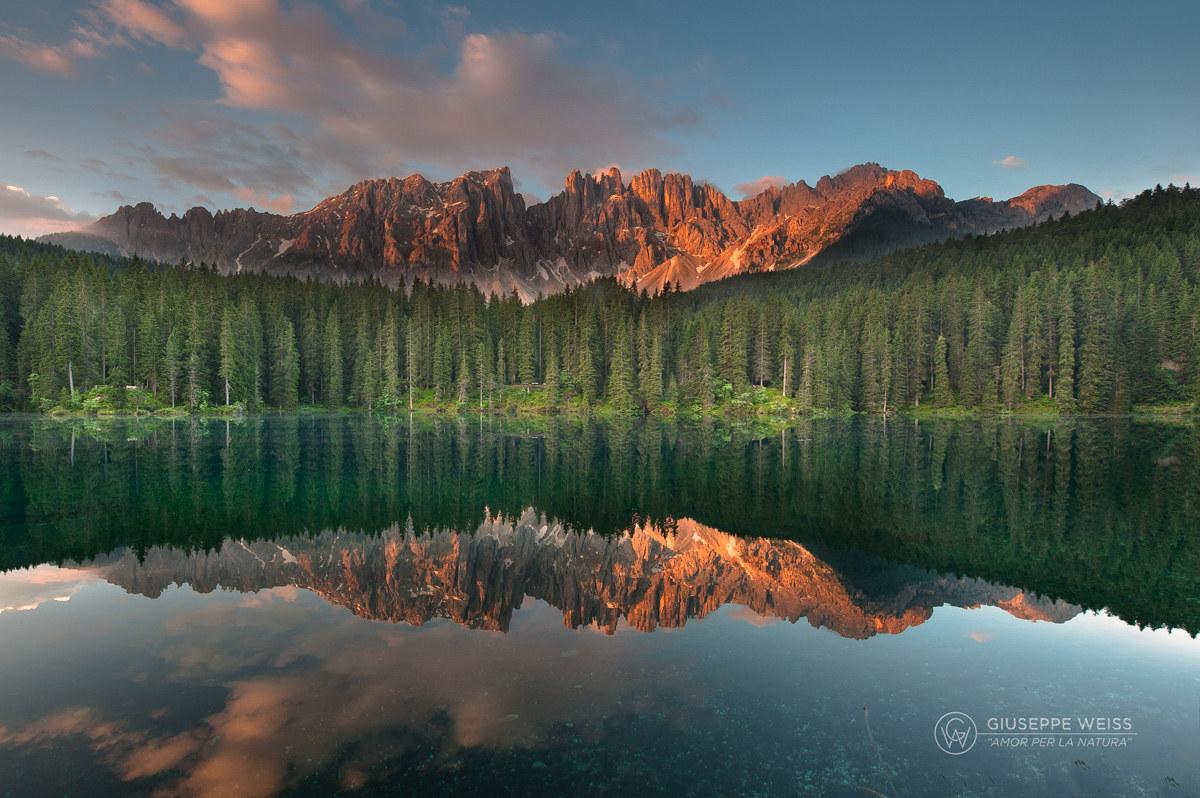 Lake Karezza...