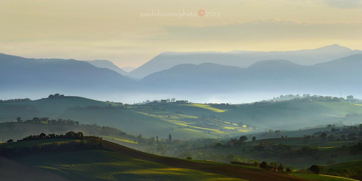 Sunset from Loreto...
