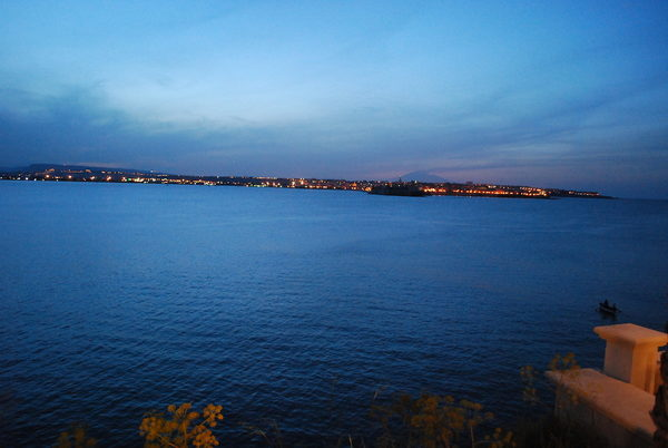 Siracusa by night juzaphoto for Mercatino dell usato siracusa