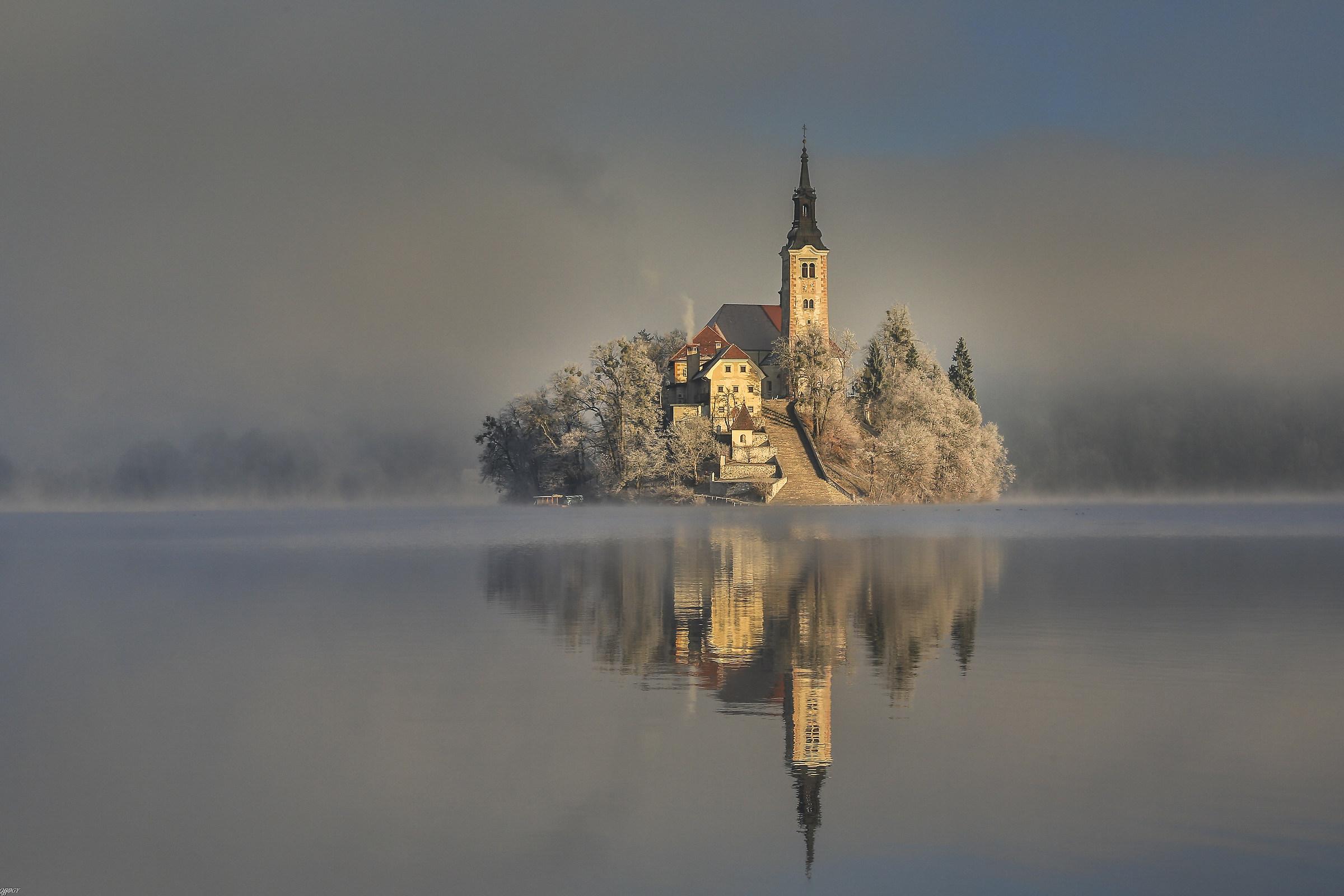 Magic island...