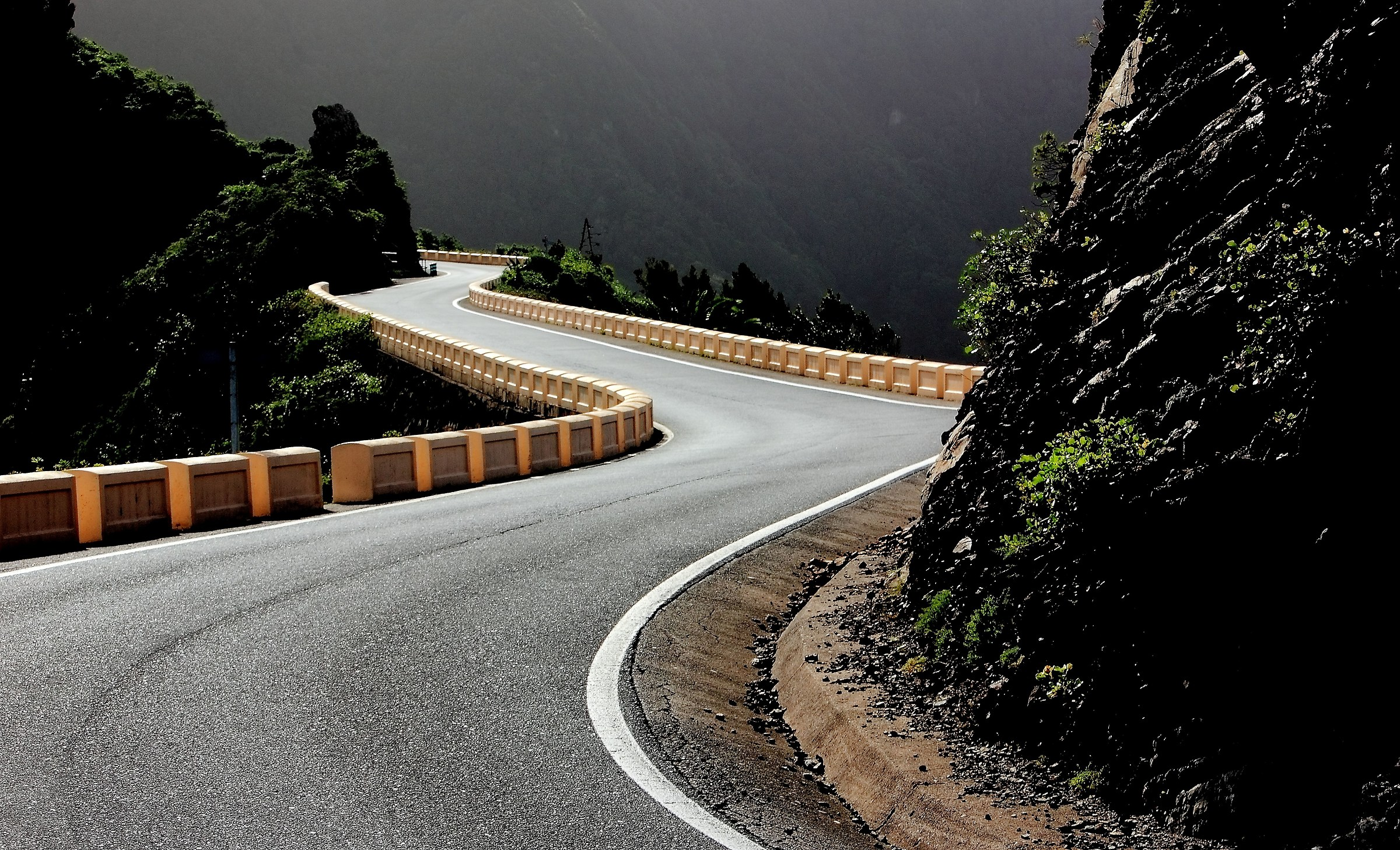SWISSS....Verso Almaciga, Tenerife....