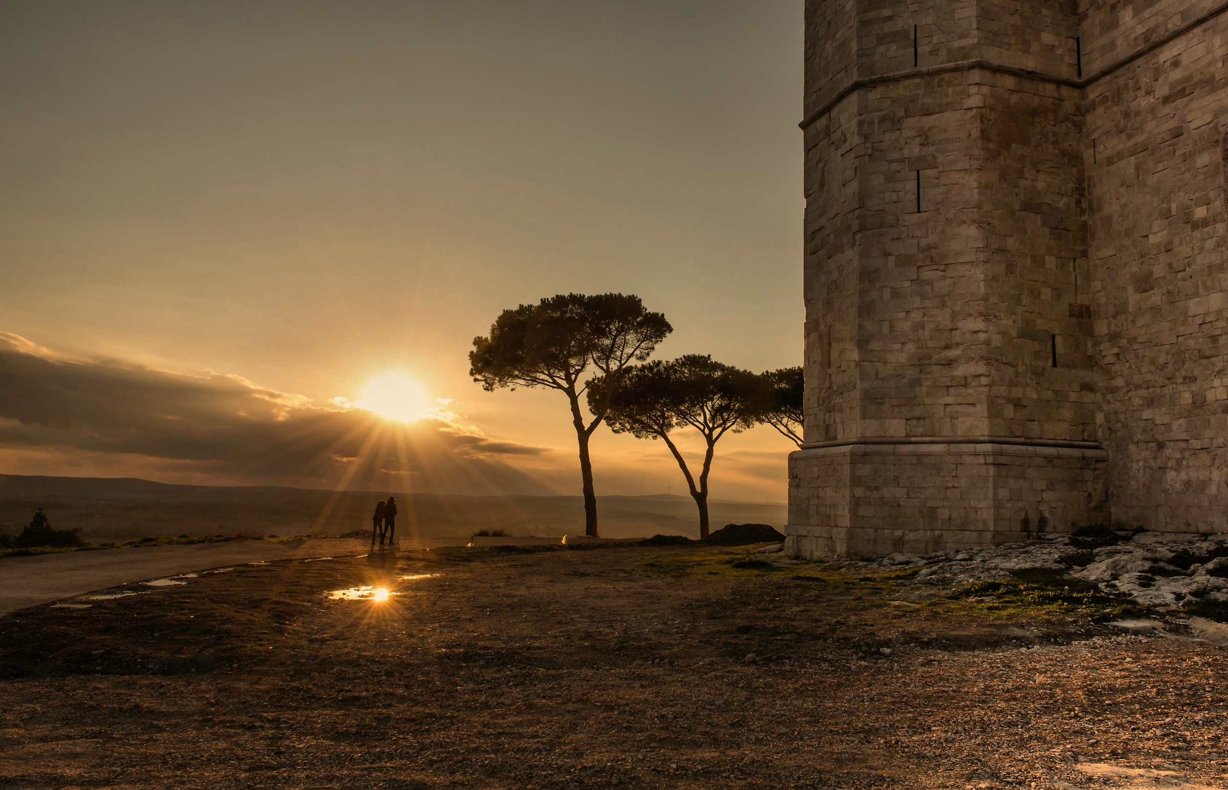 Visit to Castel del Monte...