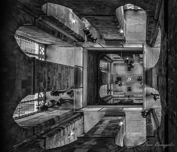 Interno del campanile di giotto dall 39 alto juzaphoto for Interno j