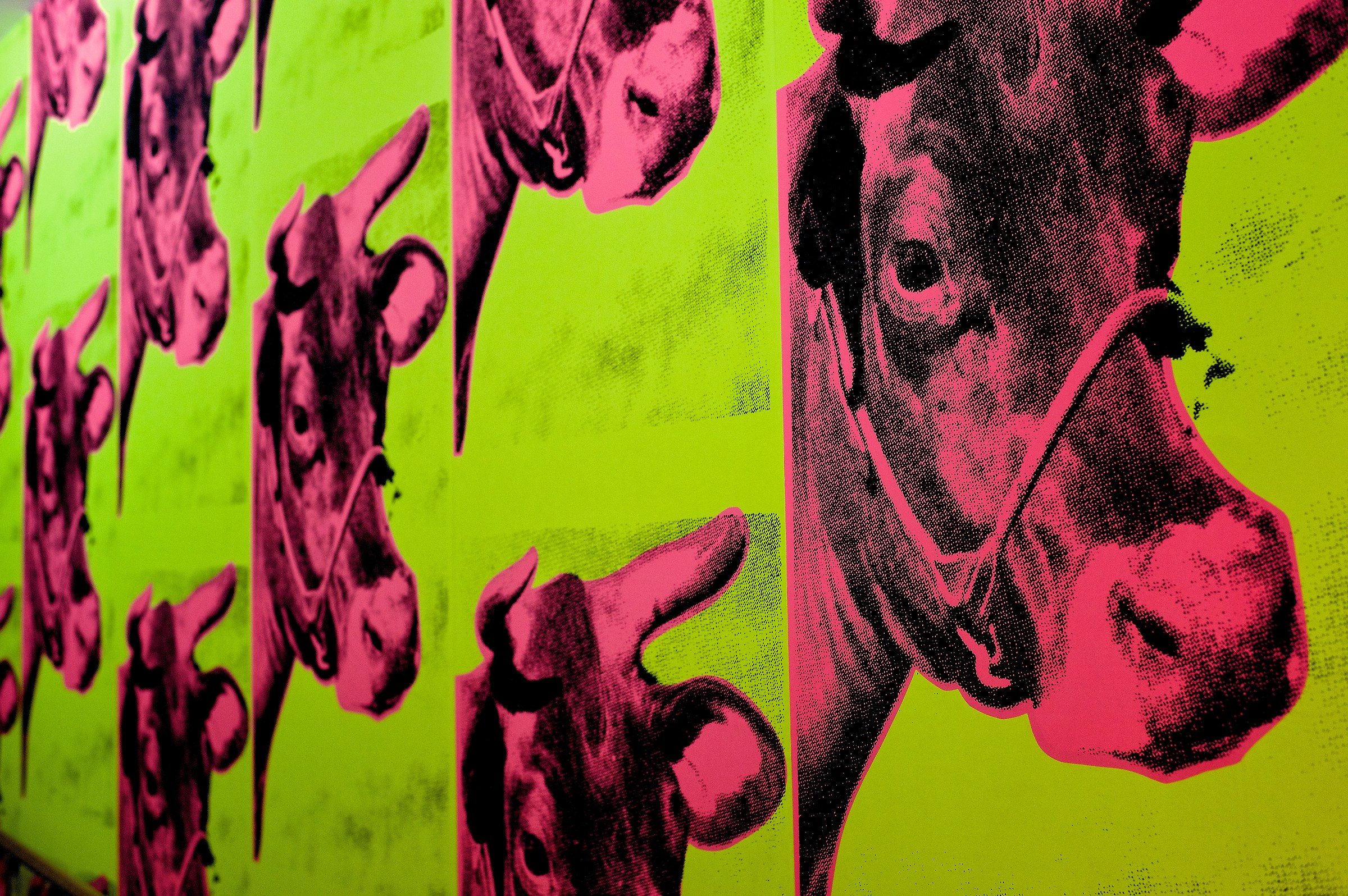 Andy Warhol...