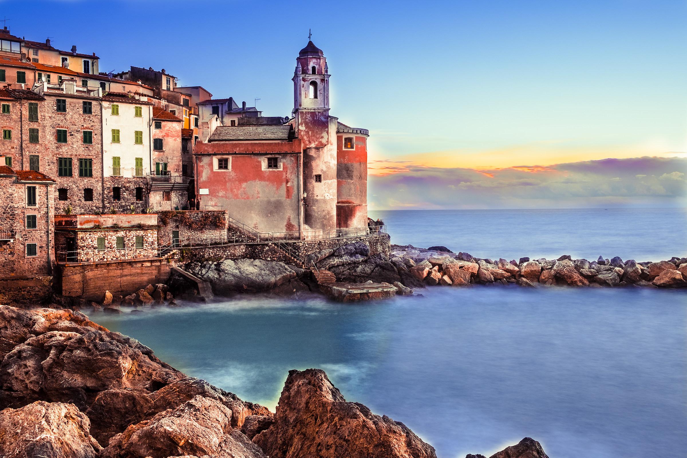 Italia in cartolina (Tellaro)...